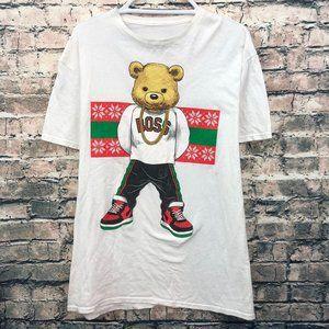 Vintage Boss Bear Shirt Men's Large